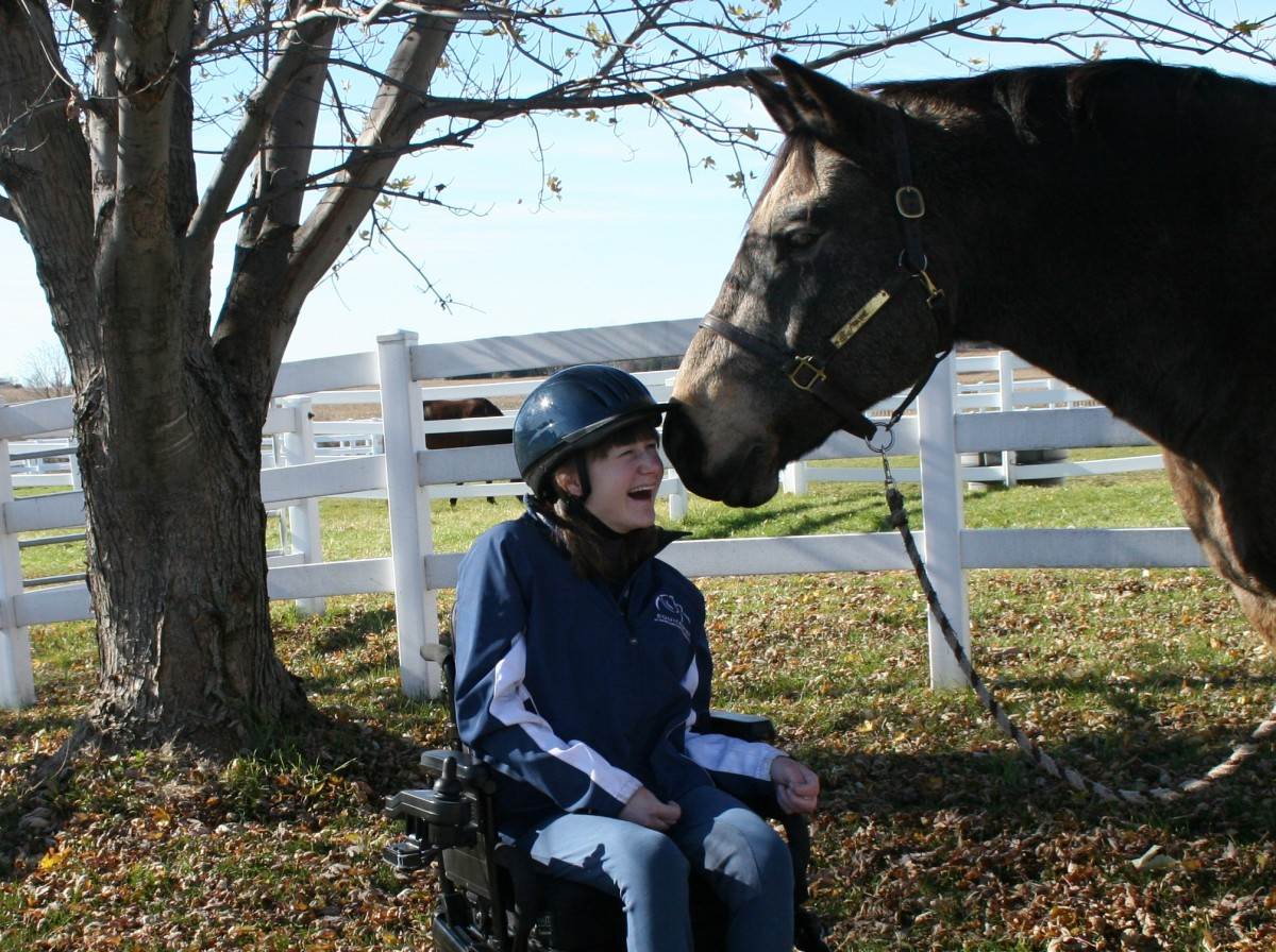 The fitness brand has so far raised US$100,000 for the EquiCenter charity