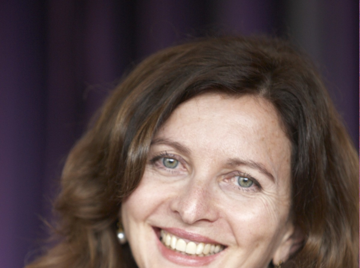 A smiling Jasmin Kirstein, Founder of My Sportlady, Munich, Germany – Gymtopia.org